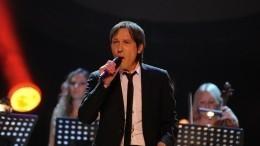 «Личный подвиг»: Николай Носков впервые выступил после инсульта