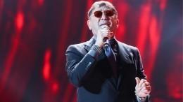 Григория Лепса объявили персоной нон грата вЛатвии