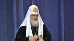 Патриарх подписал грамоту оединстве Архиепископии европейских приходов сРПЦ