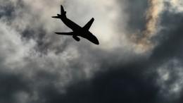 Появилось видео экстренной посадки самолета ваэропорту Тюмени