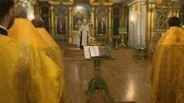 Икона Святителя Николая Чудотворца отправилась изПетербурга вМоскву