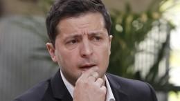 Экс-депутат Рады жестко отреагировал навидео «коридора позора» для Зеленского