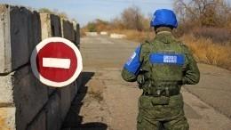 Призрак мира: Процесс разведения сил вДонбассе сдвинулся смертвой точки