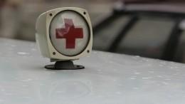 Трехлетний малыш выжил после падения спятого этажа вПодмосковье
