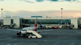 Рейс Рим— Санкт-Петербург экстренно вернулся сразу после взлета