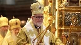 Митрополит Иоанн сообщил о60 западноевропейских общинах, перешедших вРПЦ