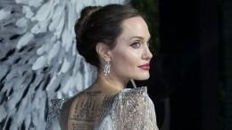 Анджелину Джоли срочно эвакуировали сосъемок фильма «Вечные»