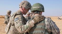 США строят две новые военные базы вбогатом нефтью районе Сирии