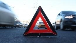 Фото: Audi влетела вКАМАЗ вКурской области, пятеро человек погибли