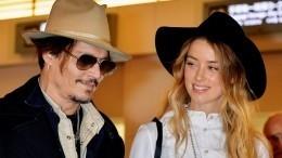 Экс-супруга Джонни Деппа хочет выиграть суд против актера при помощи его медкарты