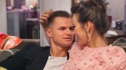 Дмитрий Тарасов признался влюбви жене