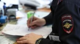 Установлена личность подозреваемого вубийстве главы ЦПЭ МВД Ингушетии