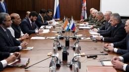 ВПараде Победы 9мая вМоскве примут участие военные Индии