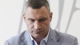 Виталия Кличко обвинили вгосизмене ихищении средств