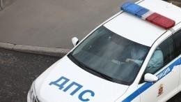 Дерзкий побег владимирского дрифтера отполиции сняли навидео очевидцы