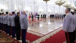Путин: наша страна обладает уникальным оружием, нонестанет имугрожать