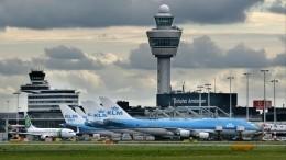 Ваэропорту Амстердама вероятно была предпринята попытка угона самолета