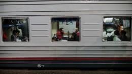 Пять поездов задерживаются из-за непогоды насеверо-западе России