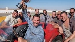 Кристиан Бэйл скинул 18 килограммов для съемок вфильме «Ford против Ferrari»
