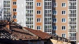 Ветхие дома вРоссии предложили ремонтировать засчет граждан
