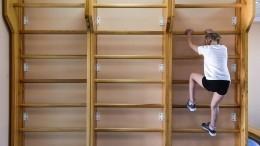 Спортзал валтайской школе закрыли из-за десятикратного превышения радона