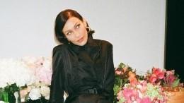 Папарацци застали Беллу Хадид ваэропорту Хитроу без косметики