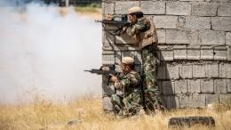 Разведка Ирака заявила озадержании двоих главарей ИГ*