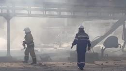 Шок-контент: фото пострадавших при пожаре нанефтебазе вНовороссийске
