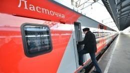 «Ласточка» изПетрозаводска больше часа стояла влесу напути кПетербургу