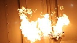 Неменее десяти человек пострадали врезультате взрыва вцентре Бишкека