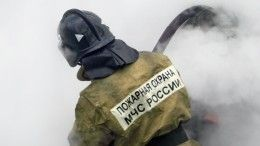 Житель Новосибирской области сгорел заживо при пожаре вмногоэтажке