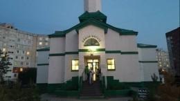 Уфимец случайно поджег мечеть, когда искал вздании священнослужителя