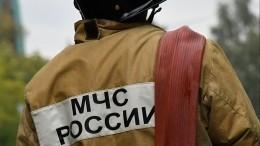 Видео пожара под Смоленском, вкотором героически погиб глава района