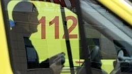 Двое погибли, восемь пострадали: Микроавтобус столкнулся сгрузовиком под Красноярском