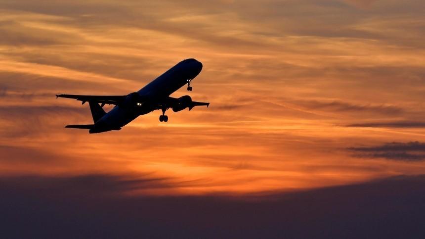 Самолет рейса «Челябинск— Сочи» сел вСамаре из-за дебошира