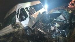 Видео: один погиб, 13 пострадали вДТП под Курском