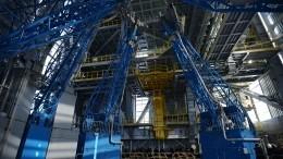 Путин указал наворовство при строительстве космодрома «Восточный»