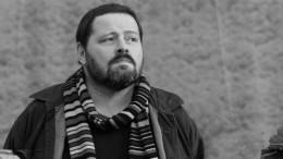 Скончался режиссер фильма «Анестезия» Роман Хрущ