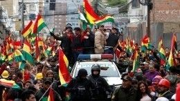 Почему президент Боливии Эво Моралес объявил оботставке— репортаж