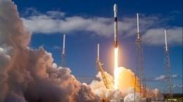 Видео: ракета Space X вчетвертый раз отправилась вкосмос