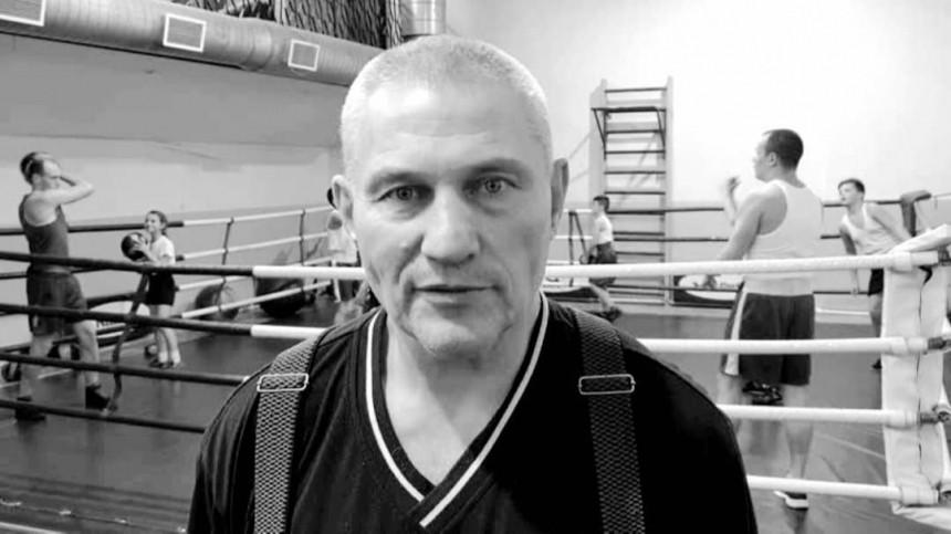 Скончался тренер боксера Дмитрия Бивола Николай Исаев