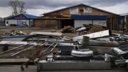 ОНФ выявил нарушения при оказании помощи жителям после паводка вИркутской области
