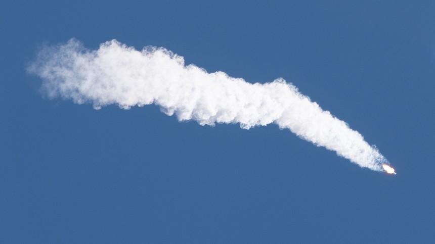 Израиль начал ответную бомбардировку сектора Газа после ракетных ударов