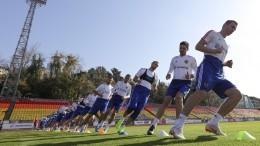 Футболисты сборной России сыграют встарой форме воставшихся отборочных ЧЕ-2020