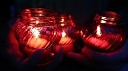 ВИзраиле прошла торжественная церемония закладки монумента «Свеча памяти»