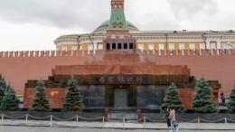 Коммунисты против переноса тела Ленина вПетербург