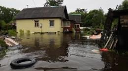 Жители Вологодской области возвращаются всвои дома после потопа