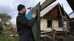 Около 90% подтопленцев под Иркутском заявили опроблемах сполучением компенсаций