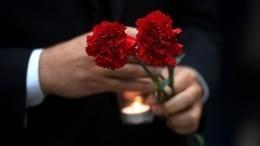 Торжественная церемония закладки монумента «Свеча памяти» прошла вИзраиле