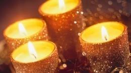 Лайфхак: Как зажечь свечу вподсвечнике свысокими стенками
